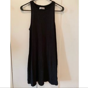 A&F Sleeveless Swing Dress Small